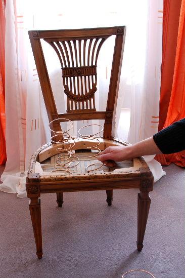 Alte Stühle Neu Gestalten polsterei deko blum